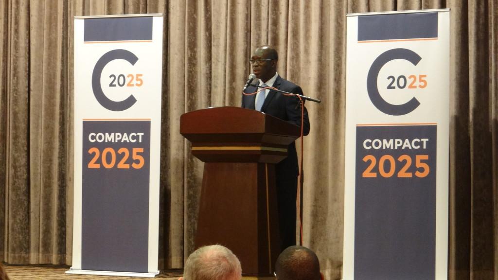Anastase Murekezi, Prime Minister of Rwanda