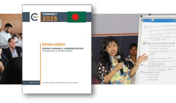 Bangladesh scoping report and synopsis available