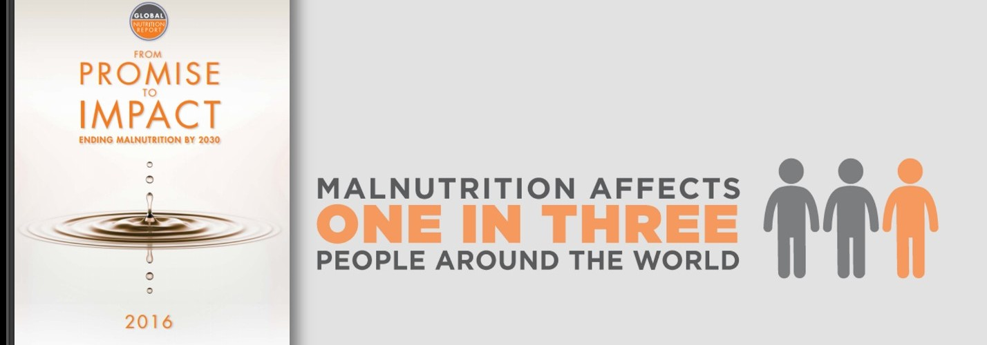 2016 Global Nutrition Report: Challenges and progress