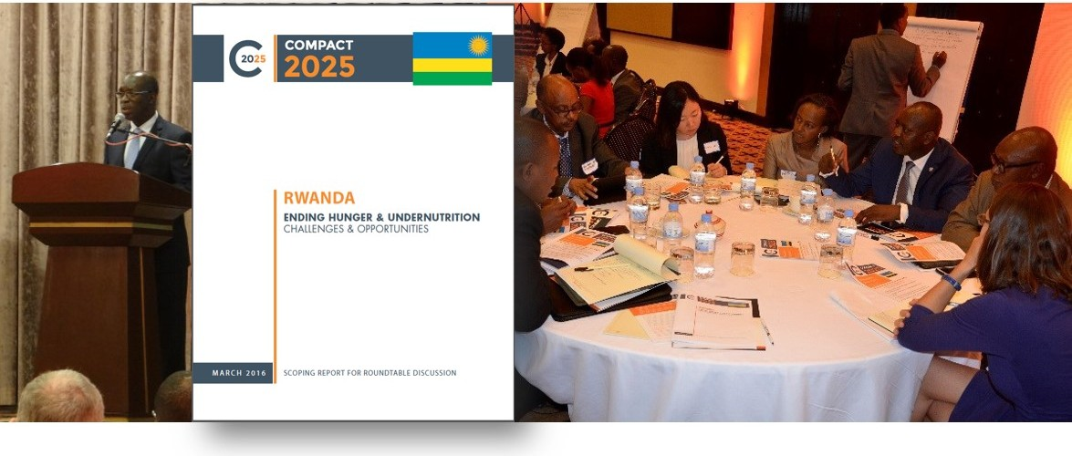 Rwanda roundtable discussion follow-up