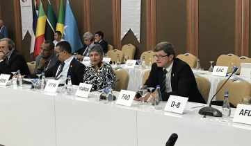 Turkey-Africa partnership for food security and nutrition
