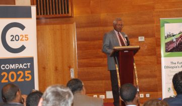 Resilient agriculture to accelerate progress: Compact2025 Forum in Ethiopia