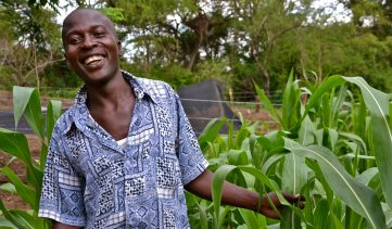 Unleash the power of young Africans: Supporting the farmers of tomorrow