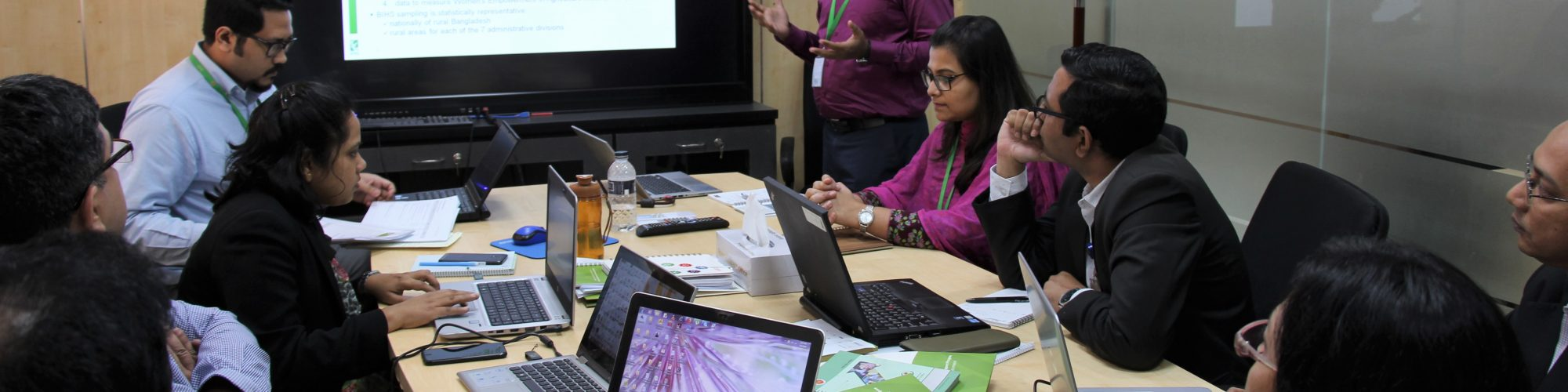 Developing Analytical Capacity in the Governance Innovation Unit of the Bangladesh Prime Minister's Office