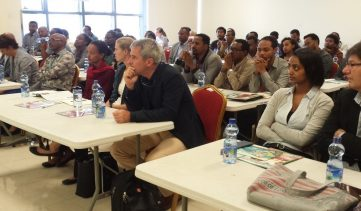 NIPN brings together researchers, implementers and decision makers to discuss Food Systems and Diets in Ethiopia