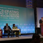 Accelerating the End of Hunger and Malnutrition: A Global Event