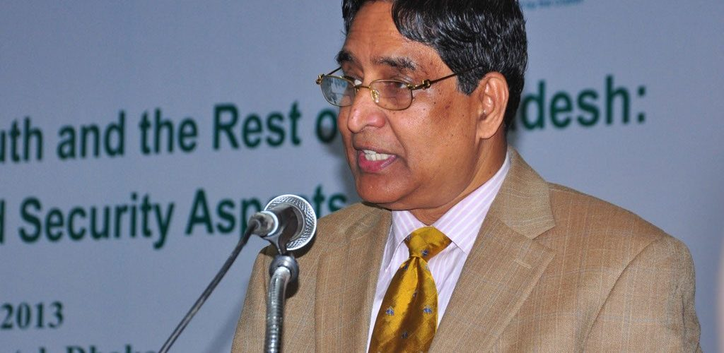 Muhammad Abdur Razzaque, Minister of Agriculture of Bangladesh, joins the Compact2025 Leadership Council