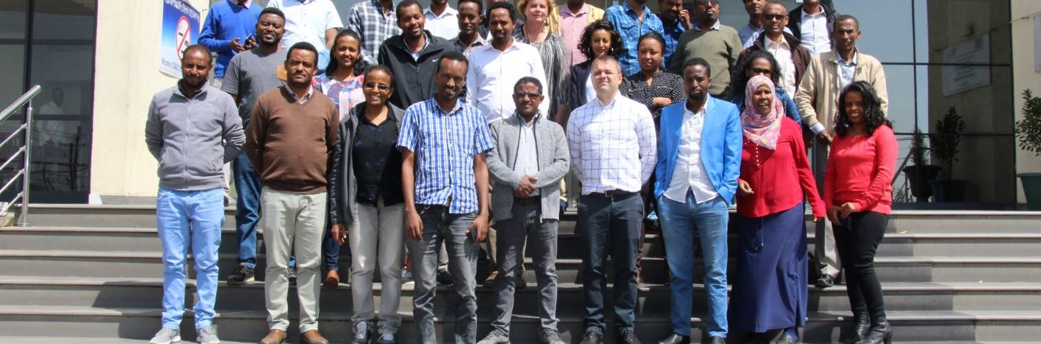 Strengthening capacity to use and analyze data in Ethiopia