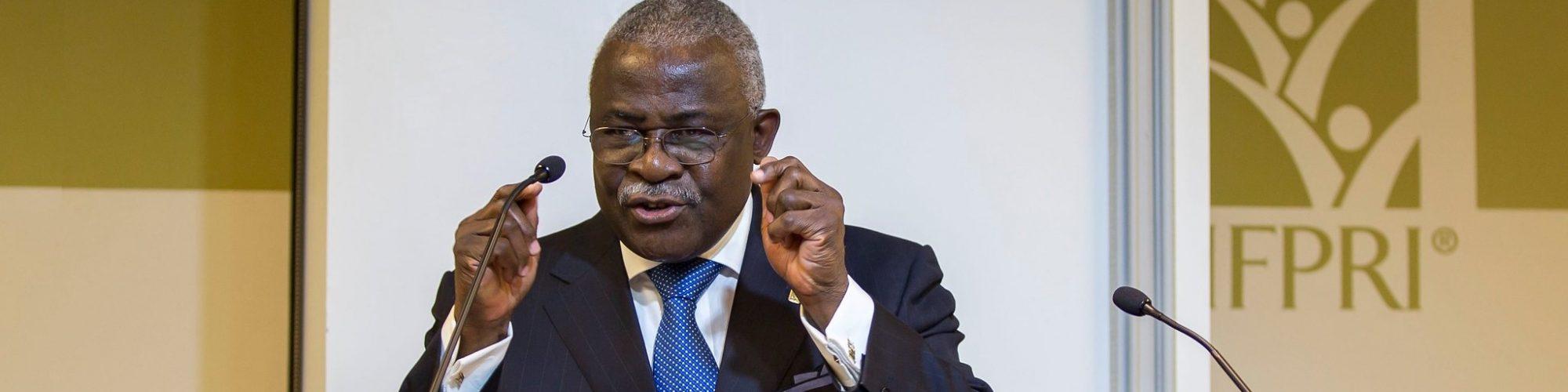 Kanayo Nwanze, Compact2025 Leadership Council member, selected as CGIAR Representative at 2021 UN Food Systems Summit